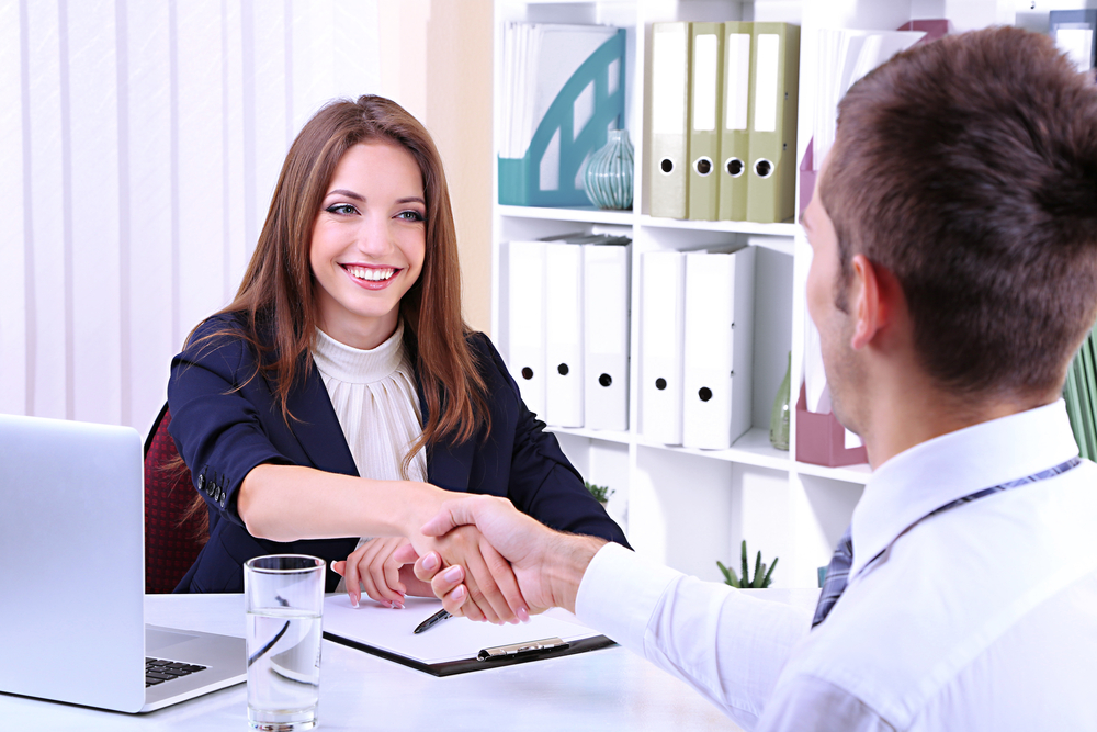 tips in a job interview