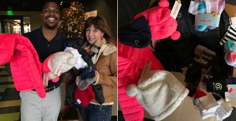 Greater Rochester Chamber of Commerce, Winter Clothing Drive 2018